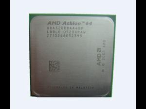 AMD Athlon 64 3200+ 2GHz 64Bit Socket 939 ADA3200DAA4BP Desktop CPU