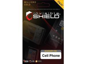 Zagg Clear Screen Protector for Motorola Droid RAZR M Smartphone FFMOTRAZRMS
