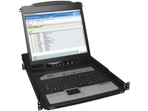 TRIPP LITE B020-U16-19-IP NetDirector 16-Port 1U Rack-Mount Console IP KVM Switch w/19 in. LCD
