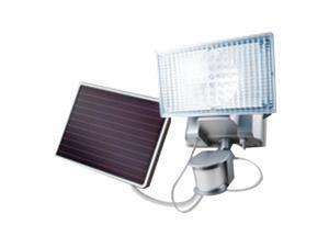 MAXSA INNOVATIONS 44150-SL 787-Lumen Solar-Powered Security Floodlight