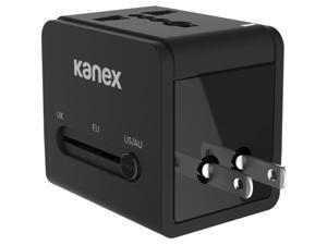 Kanex K160-1057-BK 4-in-1 International Power Adapter