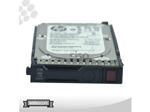 653954-001 HP 1TB 6Gb/s 7.2K SFF SAS SC