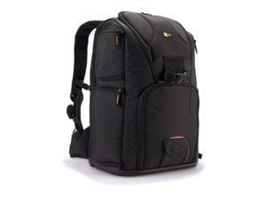 """Case Logic DSLR Camera with 15.6"""" Laptop, Sling Backpack - Black. #KSB-102"""