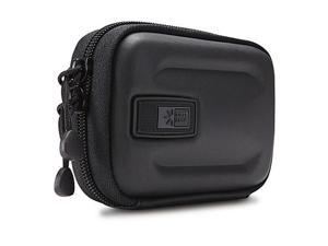 "Case Logic EHC-101 Point and Shoot Camera Case, Size: 5x3.7x1.8"", Color: Black."