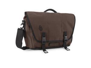 "Timbuk2 Commute 13"" Laptop TSA-Friendly Messenger Bag, Medium - Dark Brown/Black"
