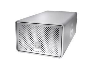 G-Technology G-RAID 8TB USB 3.0 / 2 x Firewire800 / eSATA Desktop External Hard Drive 0G03244 Silver