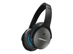 Bose Quiet Comfort 25 Acoustic Noise Cancelling Headphones-Black-iOS Devices