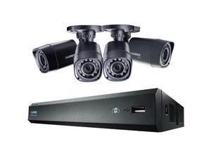Lorex High Definition 4-Channel 1TB Security System with 4 Cameras #LHV00041TC4