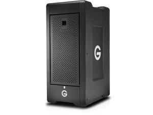 G-Tech G-SPEED Shuttle XL 60TB 8-Bay Thunderbolt 2. (6 x 10TB)