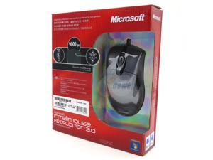 Microsoft Intellimouse Explorer 3.0 USB Gaming Mouse - Gray