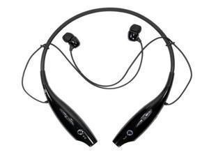 LG Tone HBS730 Black Silver Universal Wireless Bluetooth Handsfree Headset