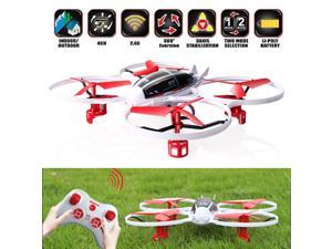 2014 New 360° X3 4-Channel 2.4GHz 4CH Remote Control Quad copter RC Helicopter