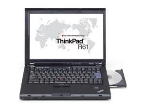 Product Refurbished Lenovo Thinkpad R61 Laptop 14 1 In Lcd Win 7 Pro Microsoft Office 07 Intel Core 2 Duo 8ghz Gigs Ram 80 Gig Hard Drive Wireless