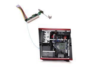 PCI-E to PCI Express X1 32 bit PCI Card Adapter Converter