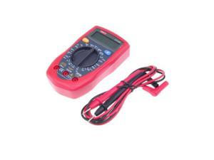 UNI-T UT33B LCD Display Digital Multimeter Tester Meter DC AC Current Ammeter Ohmmeter Voltmeter Ohm