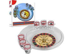 Trademark 80-802D Spins Roulette Poker The Drinking Game