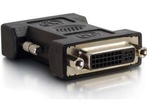 DVI-I FEMALE TO DVI-D MALE ADAPTER