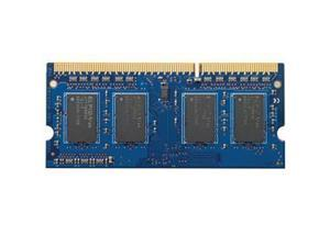 HP 8GB 204-Pin DDR3 SO-DIMM DDR3L 1600 (PC3L 12800) Unbuffered Memory Model H6Y77UT#ABA
