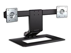 HP Adjustable Dual Display Stand - stand