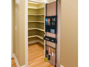 Right-At-Home Over Door Organizer - 6 Compartments