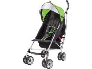 Summer Infant 21640 3D lite™ Convenience Stroller, Tropical Green