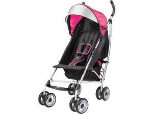 Summer Infant 21660 3D lite™ Convenience Stroller, Hibiscus Pink