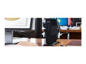 Dell Wyse 5020 - Thin client - DTS - 1 x G-Series 1.5 GHz - RAM 4 GB - flash 16 GB - Radeon HD 8330E - GigE - Windows Embedded Standard 7 - Monitor : none