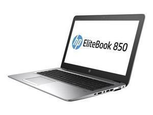 """850EB Intel Core i7-6500U 2.5 GHz 15.6"""" 16 GB Memory 512 GB Storage W10P SBY"""