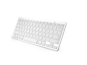 Anker® T300 Ultra-Slim Mini Bluetooth 3.0 Wireless Keyboard for iPad Air, iPad Mini 2, iPad Mini, iPad 4 / 3 / 2, Galaxy ...