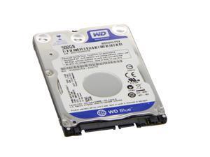Western Digital Bare Drives 500GB WD Blue SATA III 5400 RPM 8 MB Cache Bulk/OEM Notebook Hard Drive WD5000LPVX