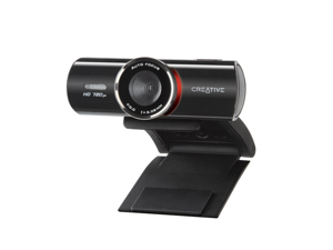 Creative Live! Cam Connect HD 720p Webcam VF0750