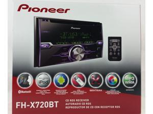 Pioneer FH-X720BT CD Receiver with Bluetooth