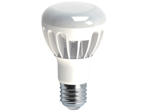 American Bright 8W BR20 LED Light Bulb, Soft White