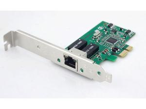 Hot sale PCI-E Ethernet LAN Adapter 1000M RTL8111C Network Card for PC Computer