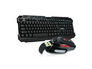 Brand new LingDu D9500 2.4GHz Wireless 10M Distance Games Gaming Keyboard Mouse Combos-Black