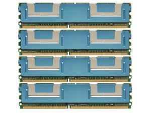 8GB (4x2GB) PC2-5300 DDR2-667 240pin ECC Fully Buffered FB-DIMM Memory for MA356LL/A Mac Pro Shipping From US