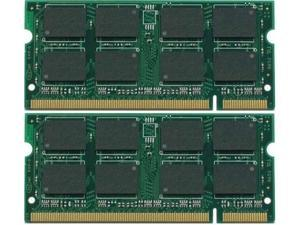 4GB 2x2GB SODIMM PC2-4200 Dell Inspiron 1501 MEMORY shipping from US