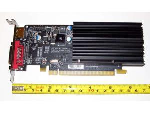 ATI Radeon HD 1GB DDR3 Low Profile Half Height PCI-E 2.0 x16 Video Graphics Card shipping from US