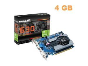 INNO3D NVIDIA Geforce GT 630 4GB 128bit Ram PCI Express x16 Video Graphics Card shipping from US