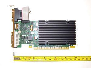 512MB nVIDIA GeForce PCI-E x16 Dual Monitor Display View Video Graphics VGA Card shipping from US