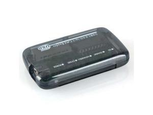 New 23-IN-1 USB 2.0 MEMORY CARD READER FOR CF/MS/XD/SD