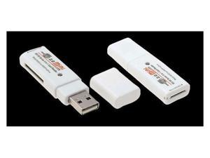 New USB 2.0 CARD READER for MEMORY STICK PRO DUO MSPD M2
