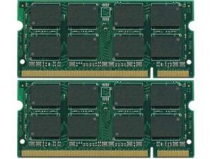 4GB (2x2GB) SODIMM PC2-5300 Dell Vostro 1500 MEMORY New shipping from US