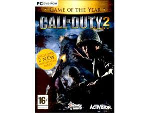 Details about  CALL OF DUTY 2 II GAME OF THE YEAR EDITION FOR PC