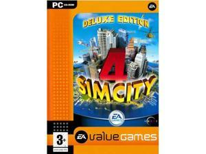 BRAND NEW SIMCITY SIM CITY 4 DELUXE + RUSH HOUR FOR PC
