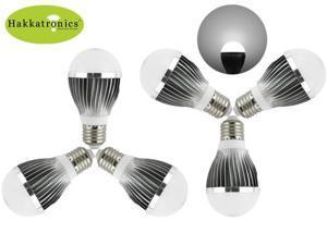 Hakkatronics LED A19 / 10 Watt / 75 watt Incandescent replacement / 900 lumen / Cool white /6000k / 50,000 hr / 3 yr warranty