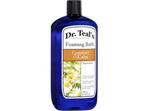 Dr. Teal's Chamomile Foaming Bath, 34 fl oz
