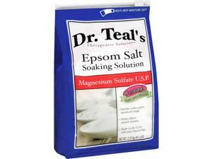 Dr. Teal's Epsom Salt-Soaking Solution, 6 lbs.