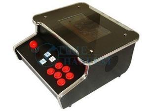 10.4 inch LCD 1 Player Table Top/desktop MachineWith 200 in 1 Game board and With Long shaft joystick and Illuminated button