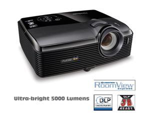 ViewSonic PRO8500 XGA,HDMI,3D,5000 Lumen,Networkable RJ45,USB,DLP Projector